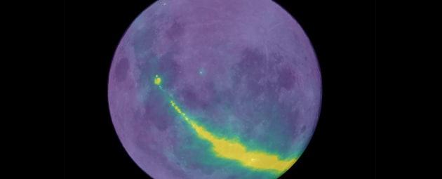 luna-galassia-via-lattea-idrogeno