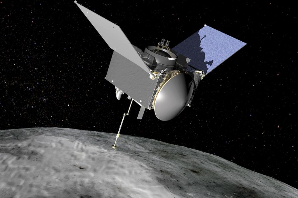 Luna, Giove, asteroidi: l'inizio anno delle sonde