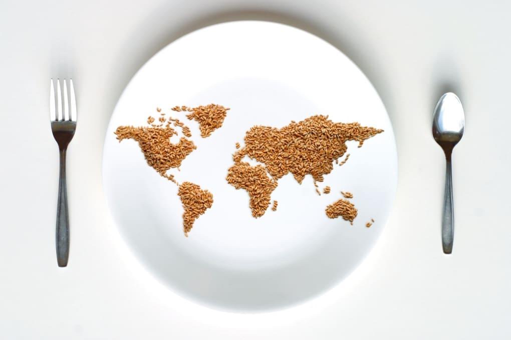 Poca carne, molta verdura e legumi: la dieta per sfamare 10 miliardi di persone