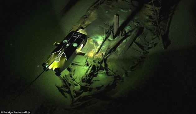 Mar Nero: il relitto di una nave greca di 2.400 anni fa, quasi intatta