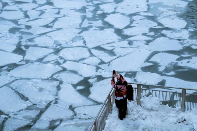 Vortice polare, negli USA fa più freddo che in Antartide