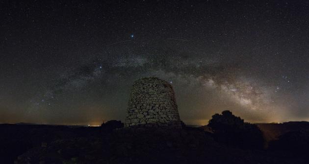 La Via Lattea pesa 1.500 miliardi di Soli