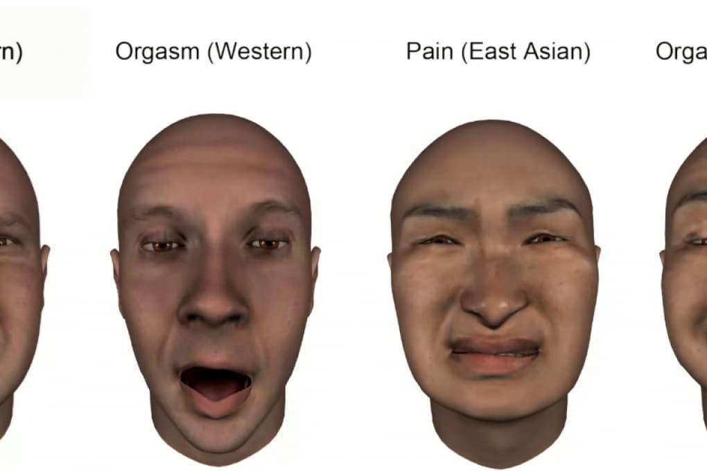 Orgasmo e dolore: le espressioni facciali non sono le stesse