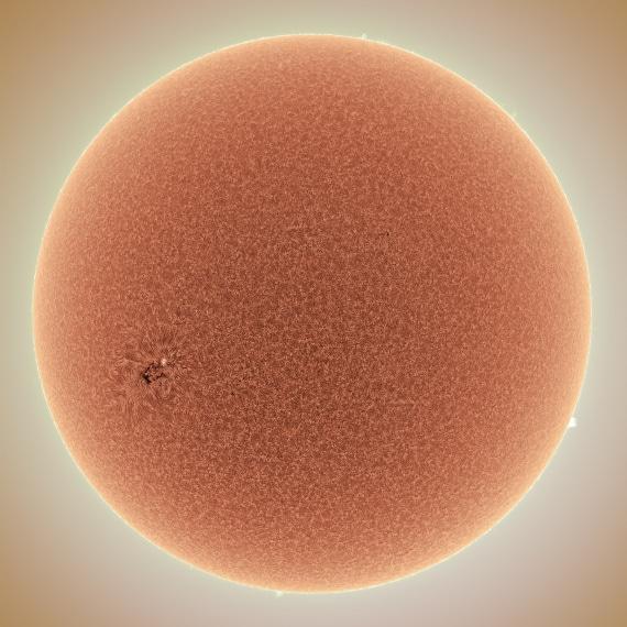 La cromosfera del Sole