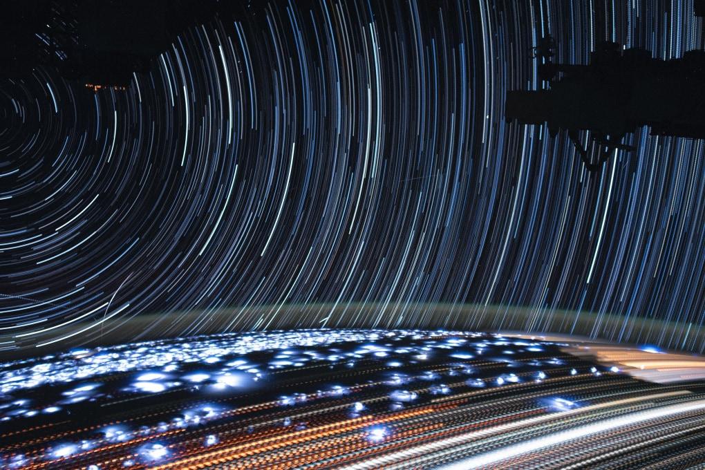 Visioni dalla Stazione spaziale
