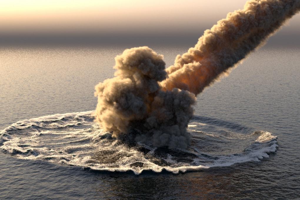 Sulle tracce di un gigantesco cratere di asteroide al largo della Scozia