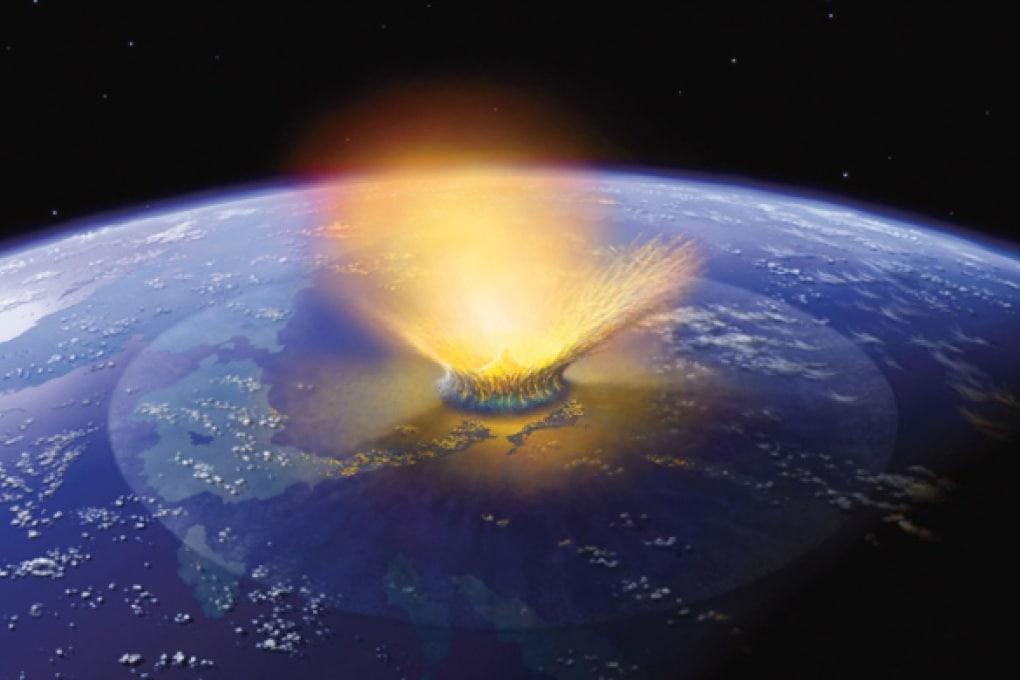 Il bombardamento tardivo della Terra