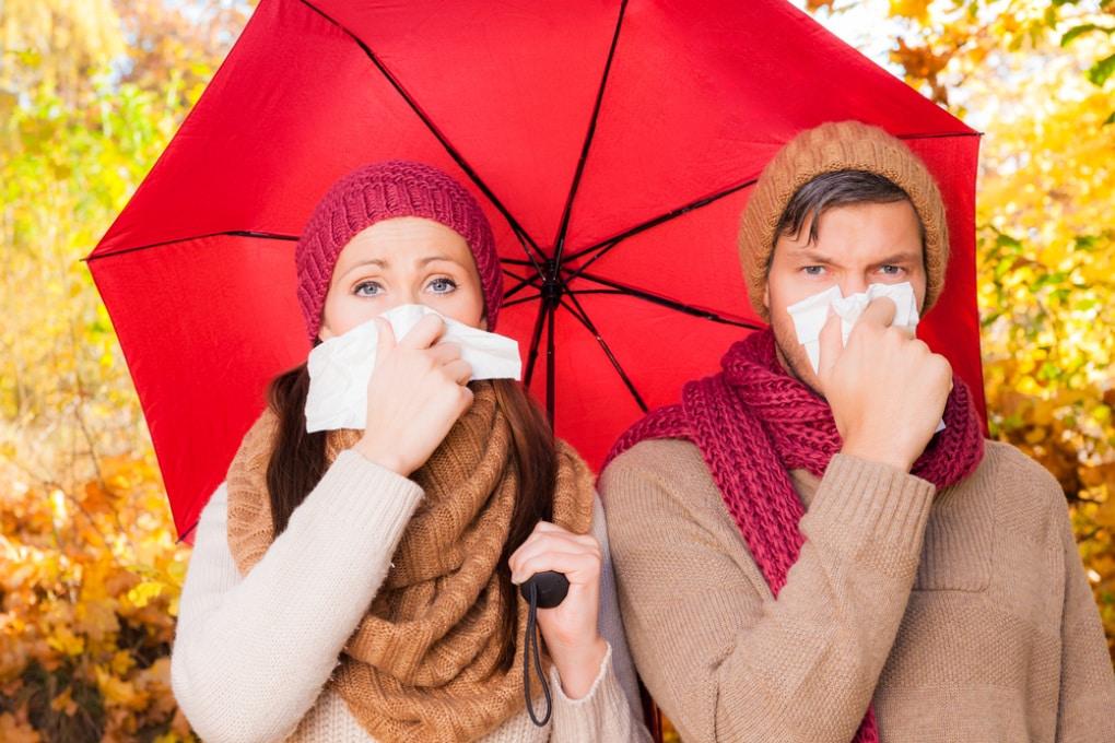 Perché, con la stessa temperatura, ci copriamo di più in autunno che in primavera?