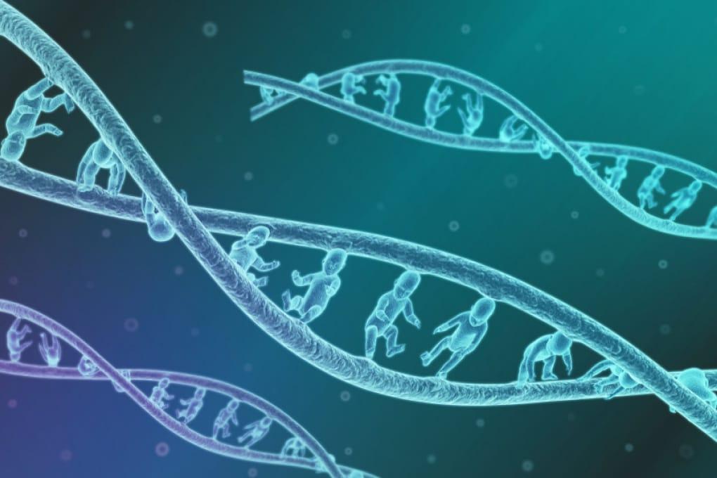 Le bambine cinesi modificate con la tecnica CRISPR potrebbero avere facoltà cognitive potenziate