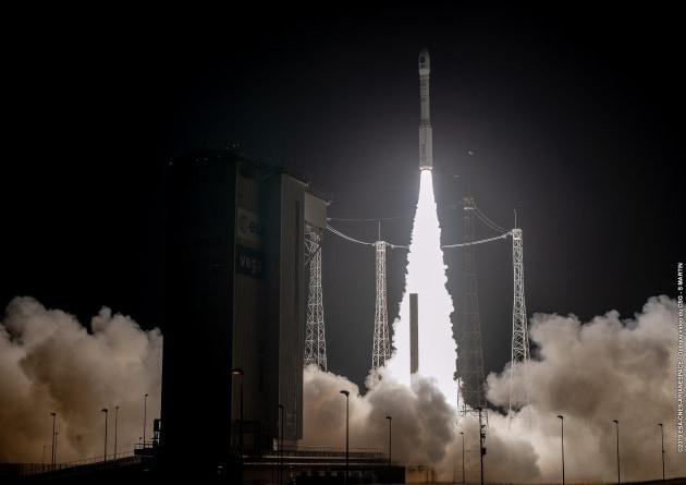 È partito Prisma, il laboratorio chimico orbitante dell'Agenzia spaziale italiana
