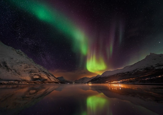 aurora boreale, Insight Astronomy Photographer of the Year 2016