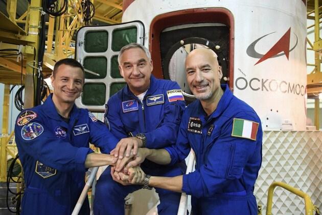 Luca Parmitano di nuovo sulla ISS: inizia la missione Beyond
