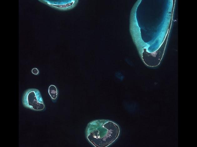 I satelliti misurano l'aumento nella crescita del livello dei mari