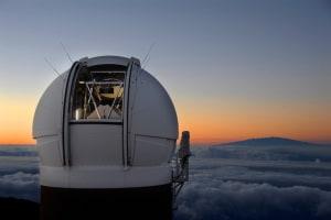 Pan-STARRS, osservatori astronomici