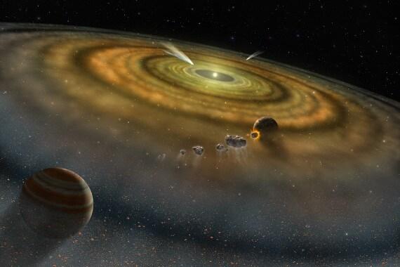 Sistema Solare, Giove, asteroidi troiani, missione Lucy, giganti gassosi, pianeti giganti