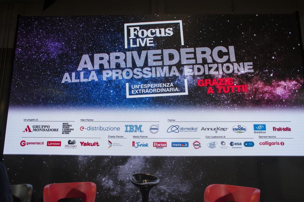 In 15 mila hanno partecipato al Focus Live