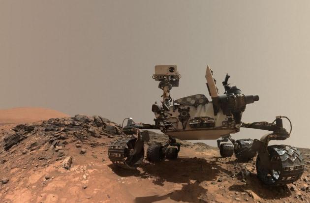 Acqua salata nel passato di Marte