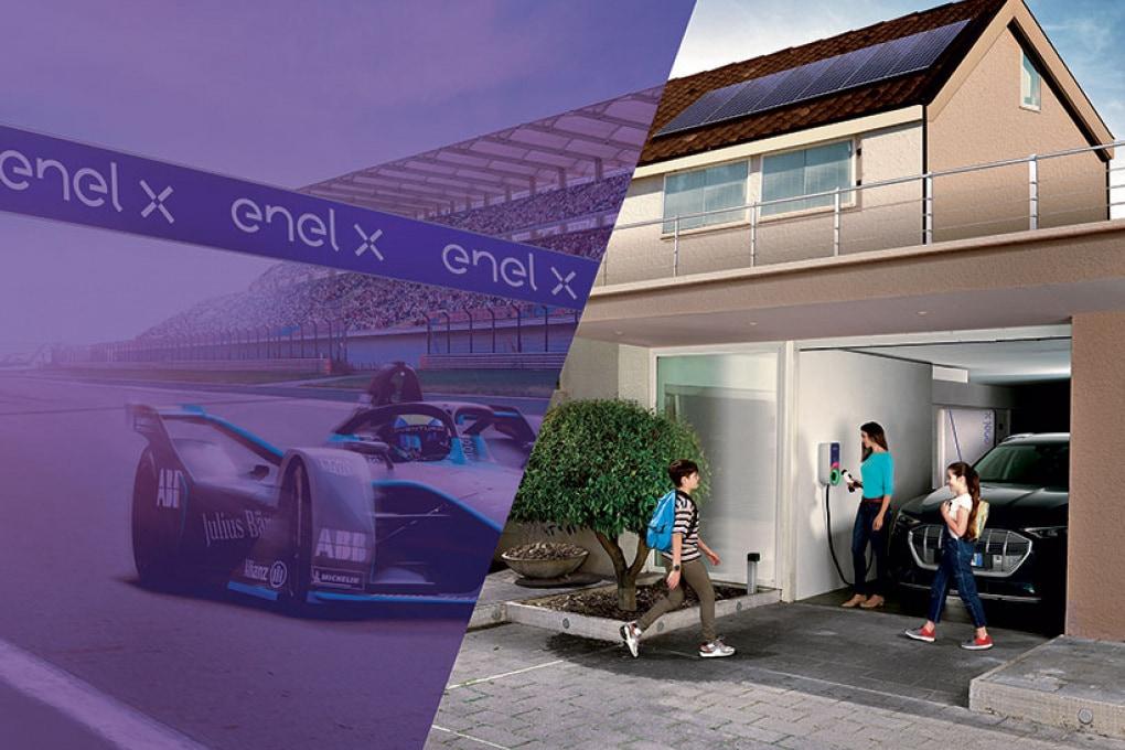 Per Enel X la sostenibilità fa rima con smart
