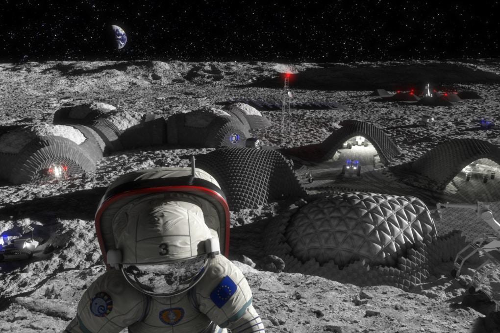 Che cosa dovrebbe avere una base lunare
