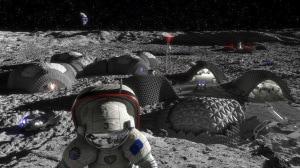 Colonizzazione della Luna