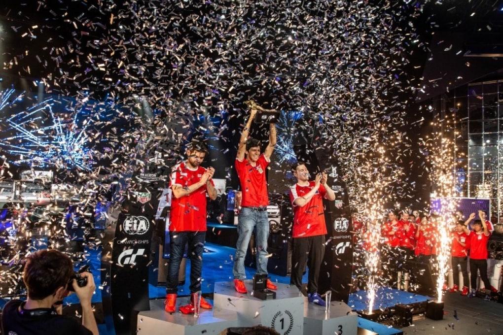 FIA GT Championship: la corsa agli eSports