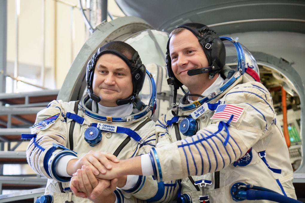 Emergenza Soyuz: la