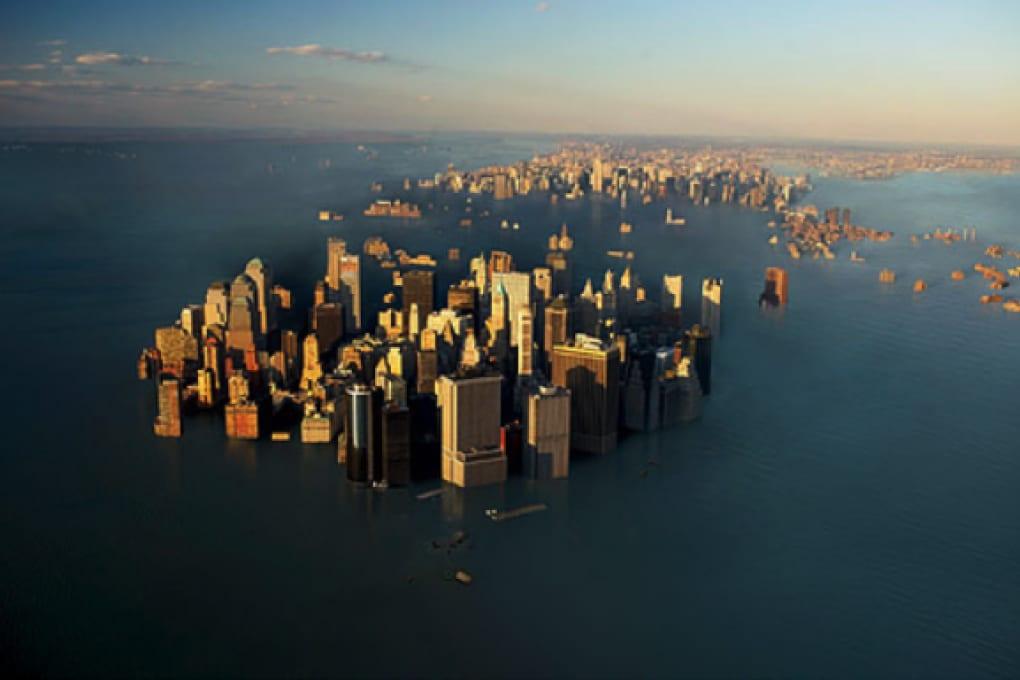 L'innalzamento del livello dei mari non è uguale dappertutto