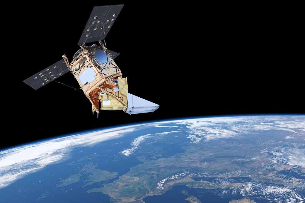 Sentinel-5P racconta di che cosa è fatta, oggi, la nostra atmosfera