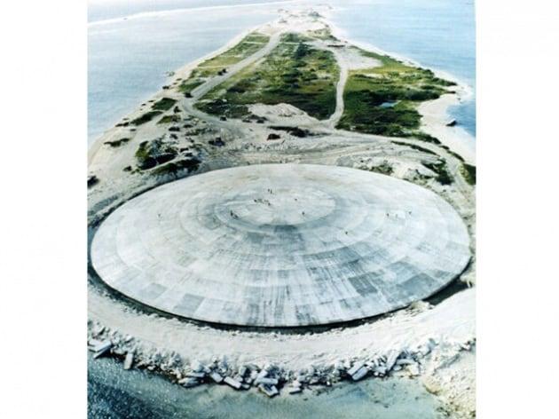 La bara nucleare perde scorie radioattive
