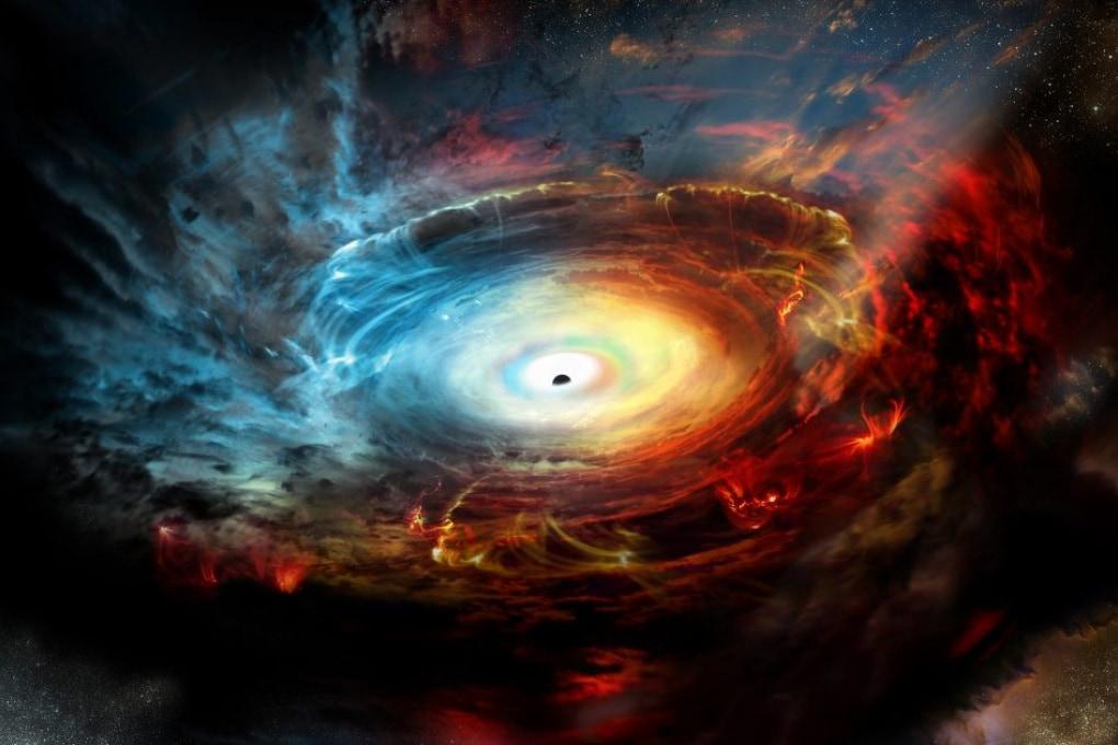 S5-HVS1, la stella ribelle espulsa dalla galassia