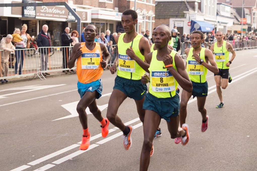 I batteri intestinali che fanno correre più forte
