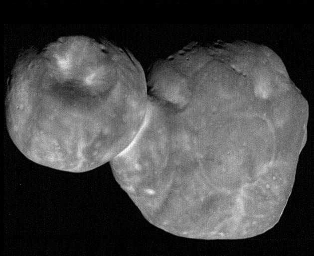 L'immagine più chiara e definita di Ultima Thule, l'oggetto più lontano mai esplorato da una sonda