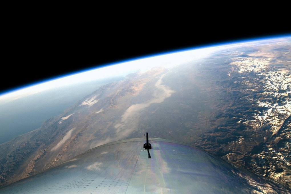 Virgin Galactic ha raggiunto lo Spazio in un volo suborbitale