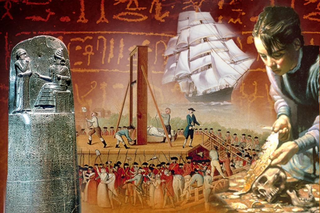 I podcast di Focus Storia: l'umanità raccontata in 20 oggetti