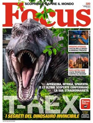 Focus 320, dinosauri, inquinamento