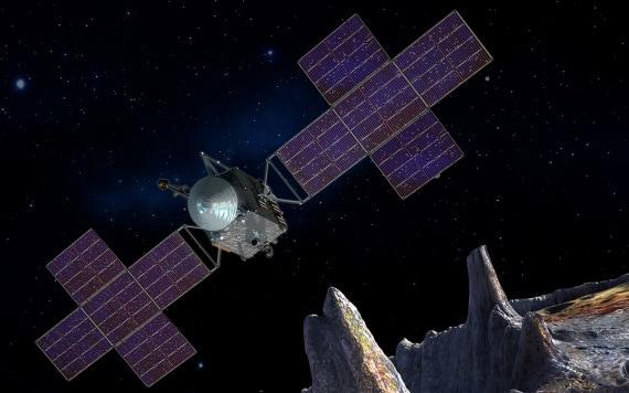 Psyche, asteroidi metallici, Nasa, ferrovulcanismo, origine dei nuclei planetari, protopianeti