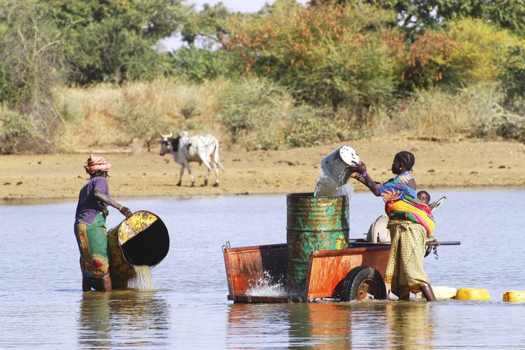 Giornata mondiale dell'acqua: nessuno deve restare indietro