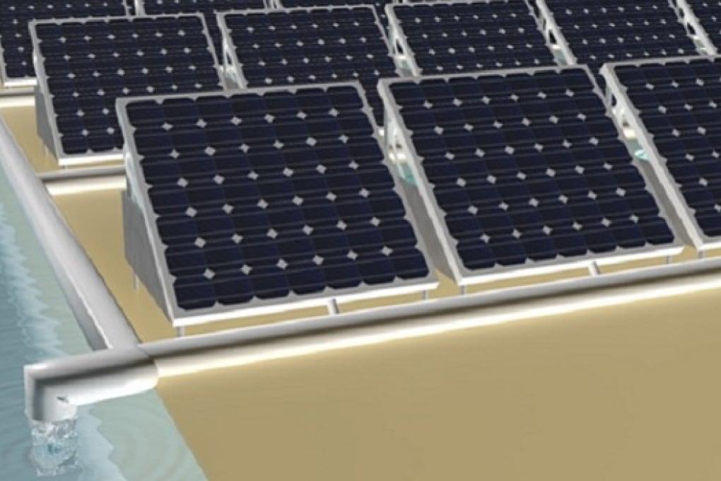 Dall'Arabia Saudita il pannello fotovoltaico che rende l'acqua potabile