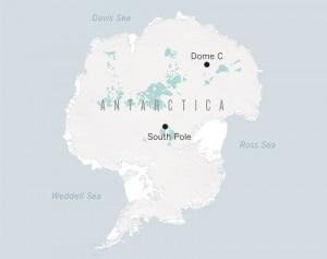 antartide, clima, carotaggi, ghiacciai