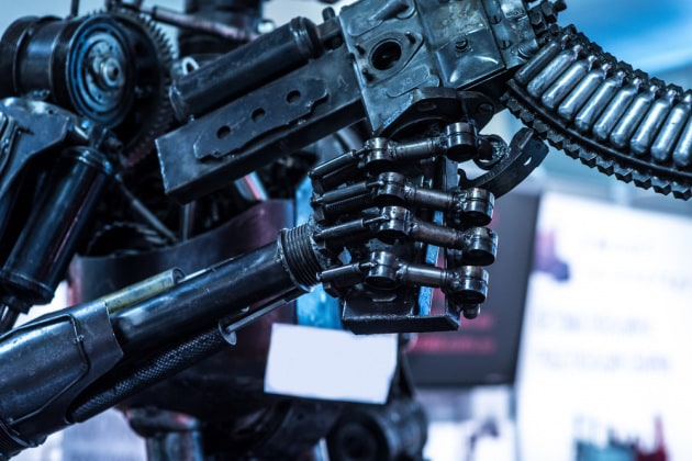 I robot killer ci uccideranno tutti?