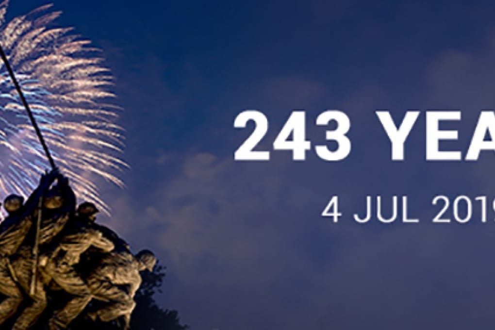 4 luglio, Independence Day