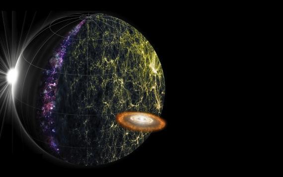 progetto SPHEREx (Nasa): alle origini dell'Universo