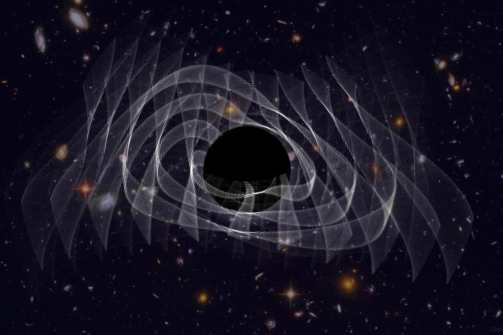 La voce del neonato buco nero