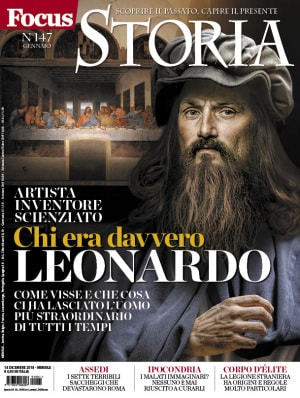 Focus Storia n. 147 (gennaio 2019)