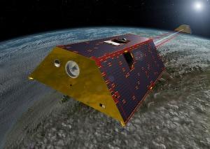 campo gravitazionale della Terra, satelliti GRACE, livello dei mari, cambiamenti climatici