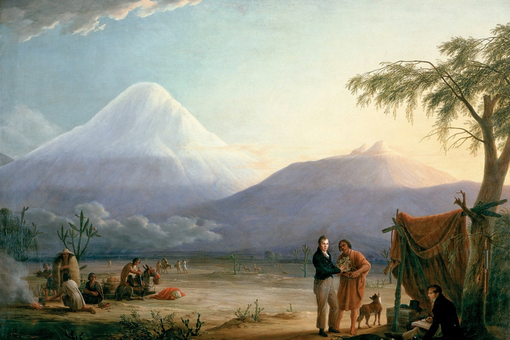 Humboldt, scienziato per l'Antropocene